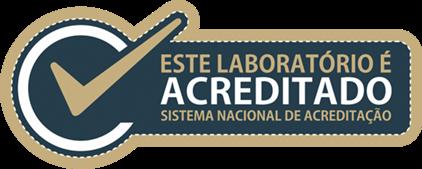 Selo Acreditado - Sistema Nacional de Acreditação